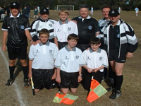 New Cadet Referees
