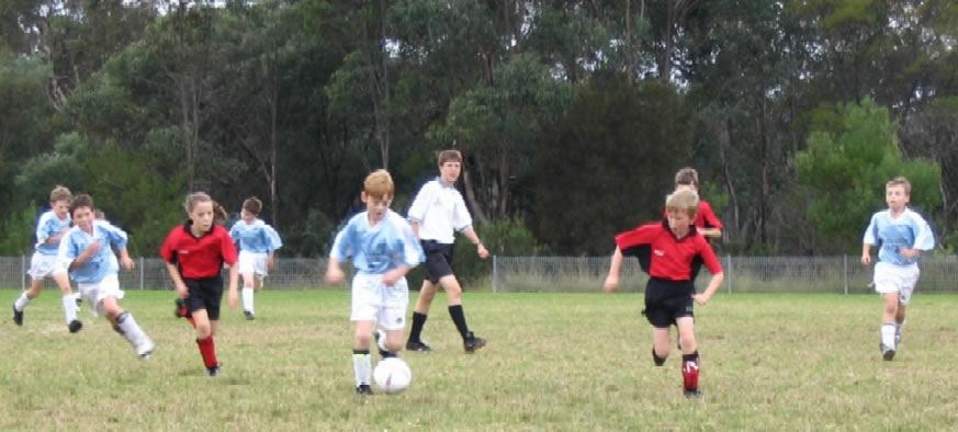 Match Report U9.8 – 14 May, 2005 **Photo**