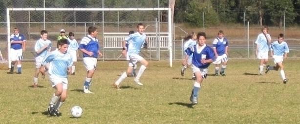 Match Report U13.5 – 4 June, 2005 **Photo**