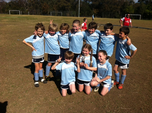 Match Report U9 Panthers (25-08-2012)